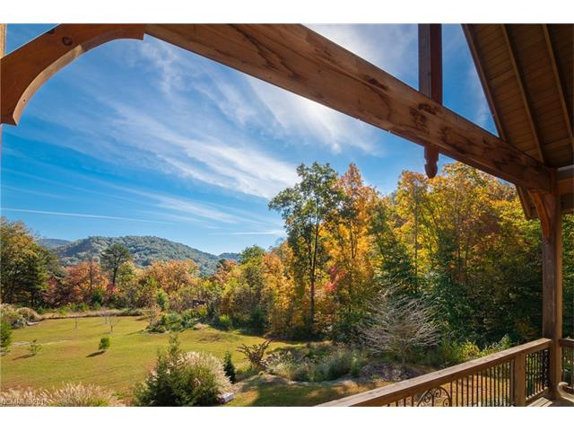NC Mountain Home View