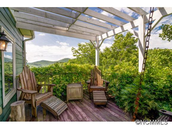Black Mountain Porch Views