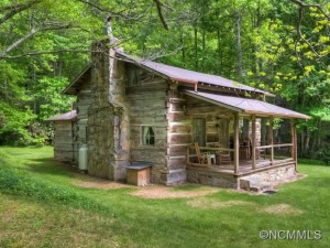 Special log cabin can become home of your dreams.