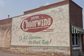 Cheerwine makes the list.