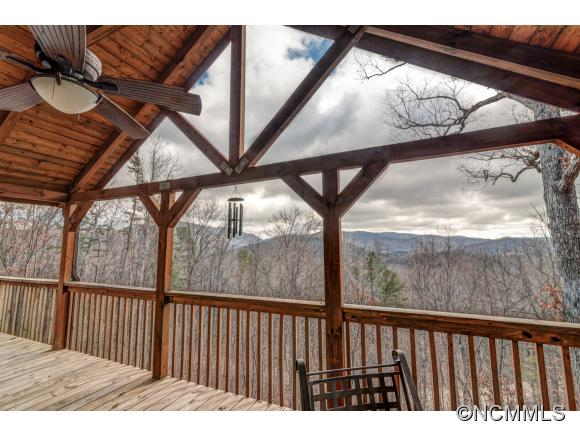 This Newly Listed Log Cabin Is An Asheville Paradise.