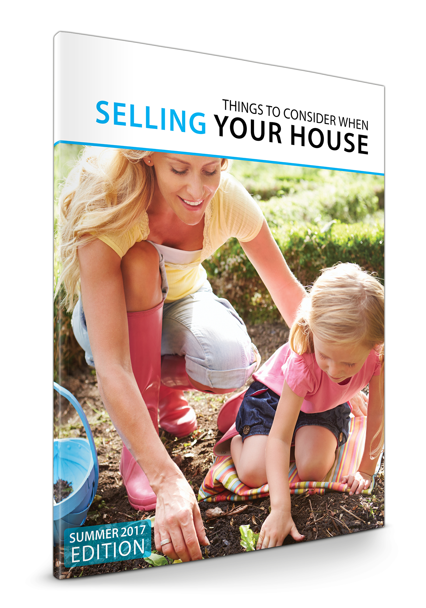 Selling Your House Guide - graphic