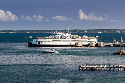 Martha's Vineyard, SSA Ferry
