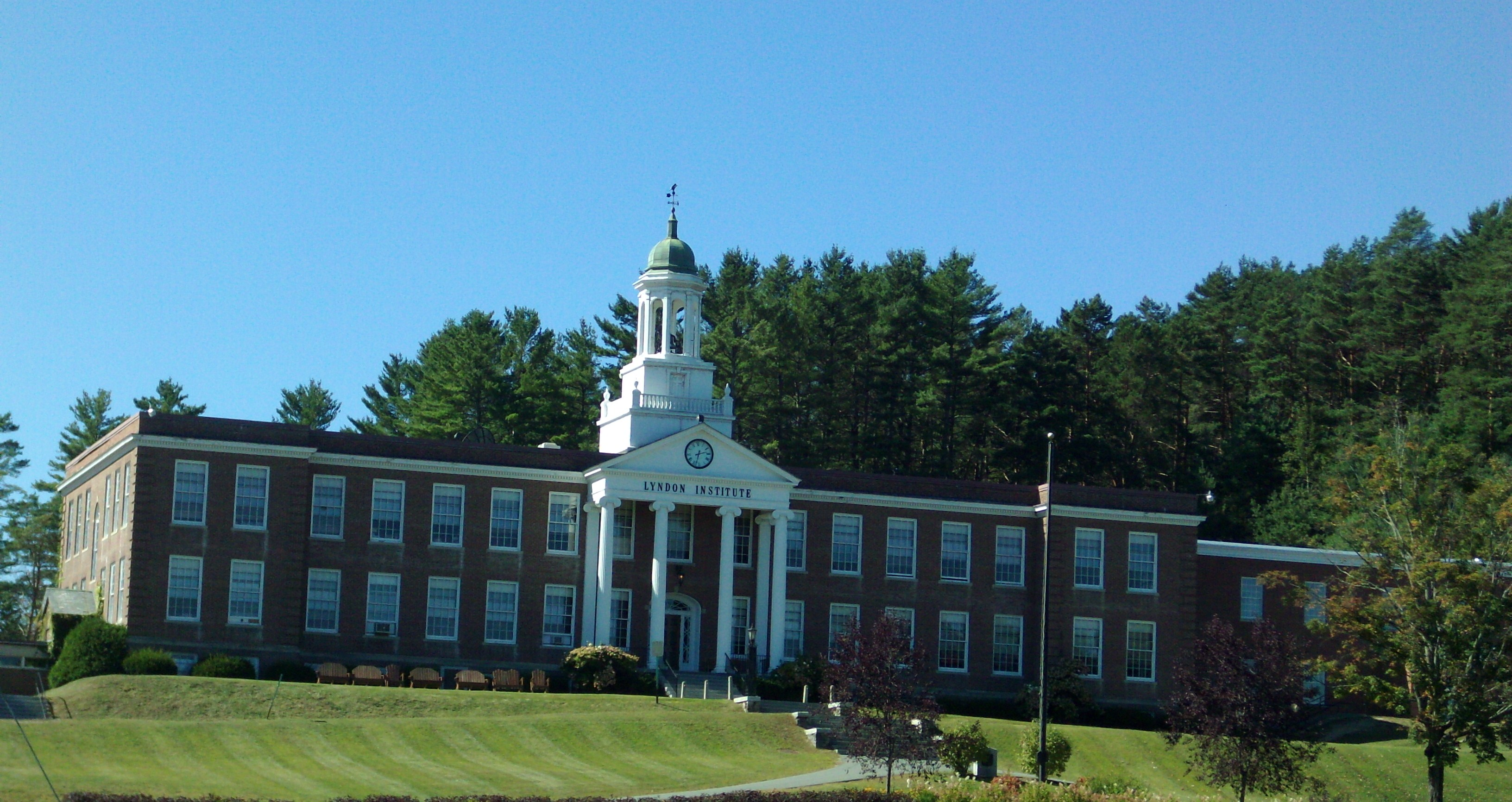 Lyndon Institute in Vermont