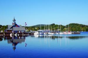 Lake Memphremagog, Newport Vermont