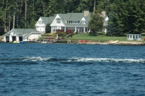 Lake Winnipesaukee Luxury Waterfront