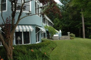179 Springfield Point on Lake Winnipesaukee in Wolfeboro