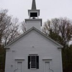 Tuftonboro's Old White Church