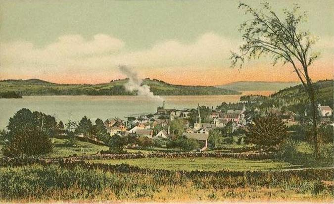Meredith Village NH