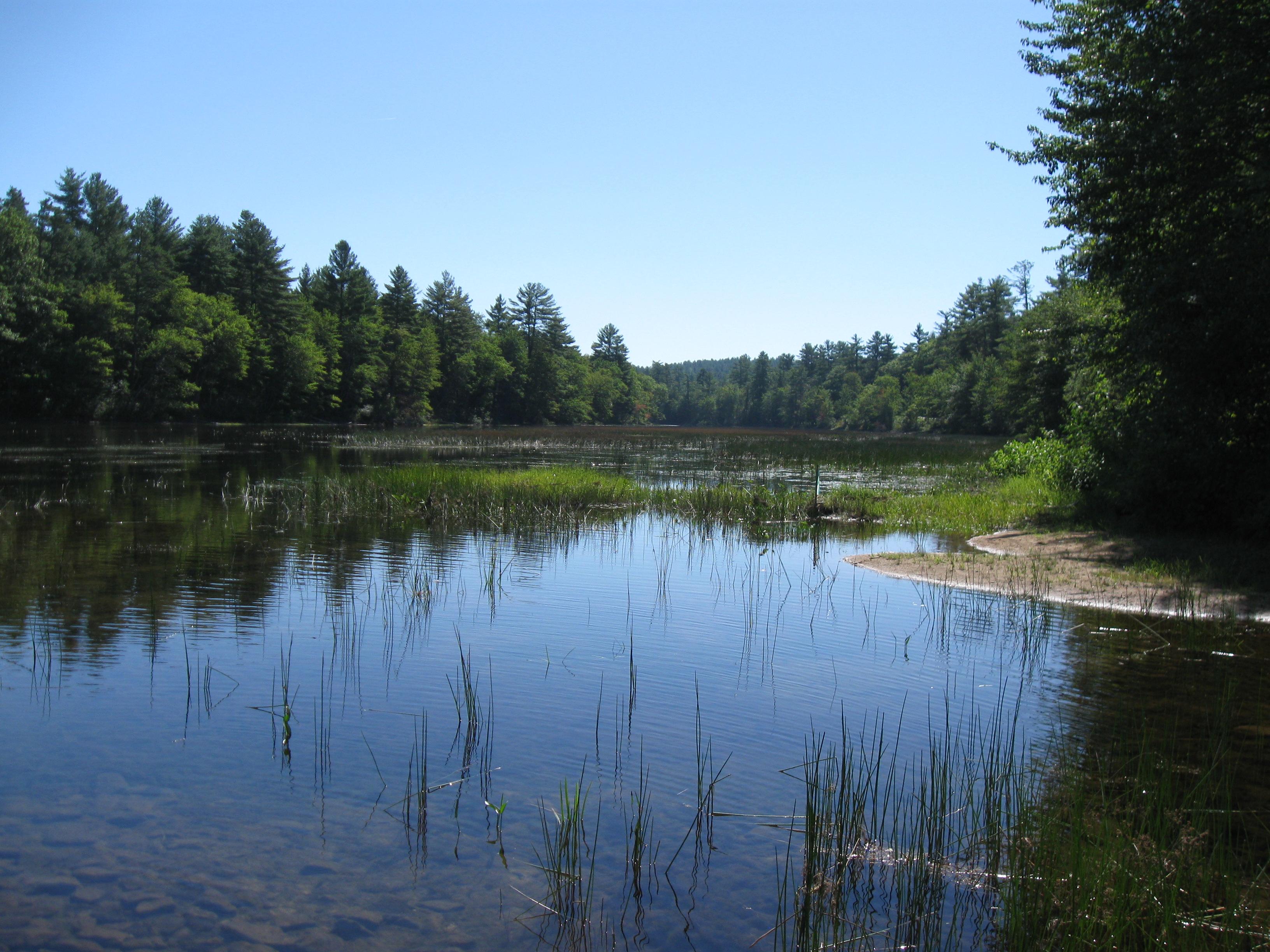 Ossipee Lake New Hampshire