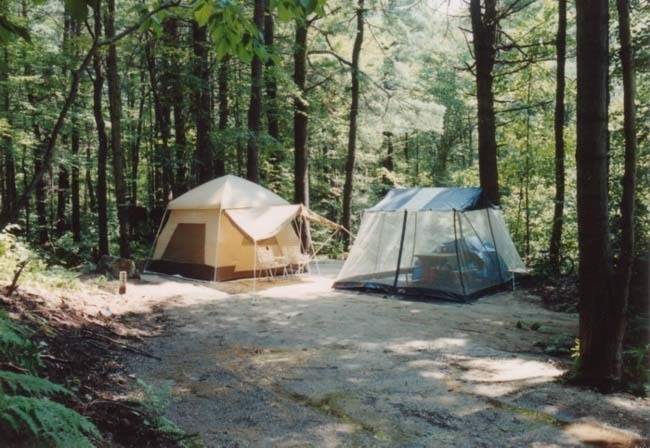 Ames Campground