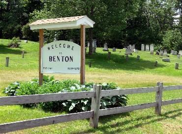 Benton NH, Cemetary