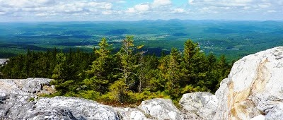 Blueberry Mountain, Benton, NH