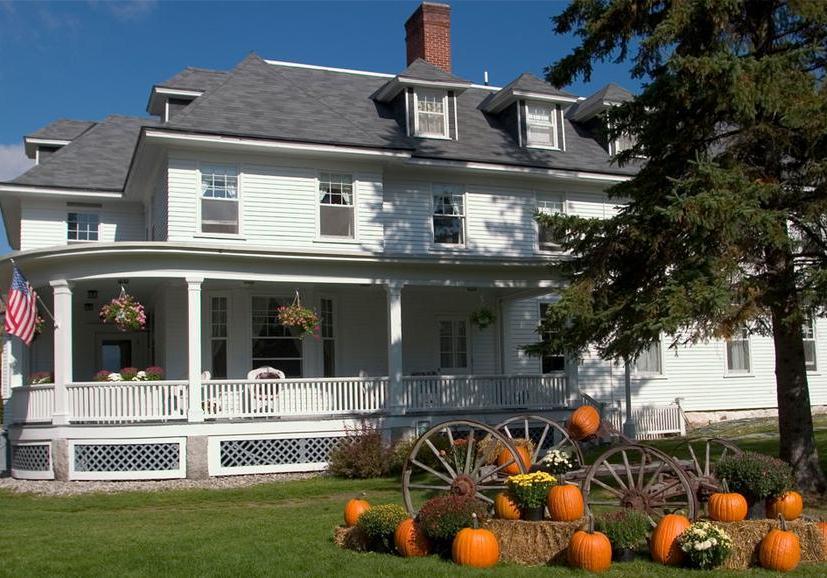 Bretton Arms, Bretton Woods, NH