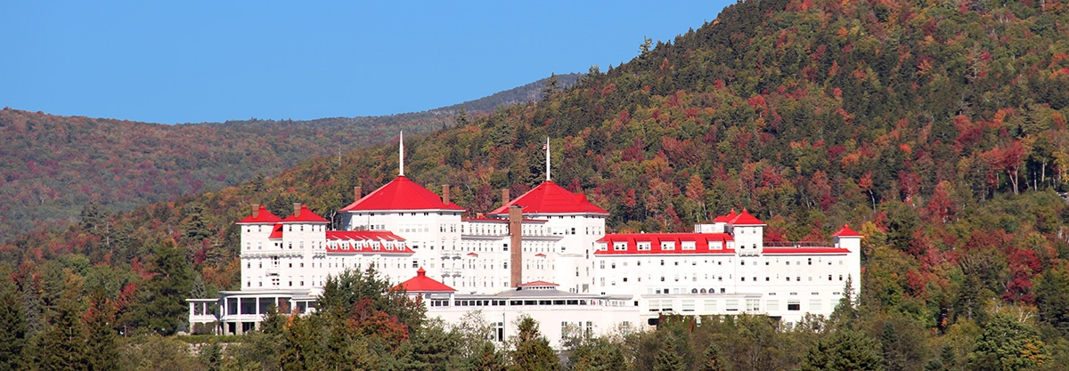 Mount Washington Hotel, Bretton Woods, NH