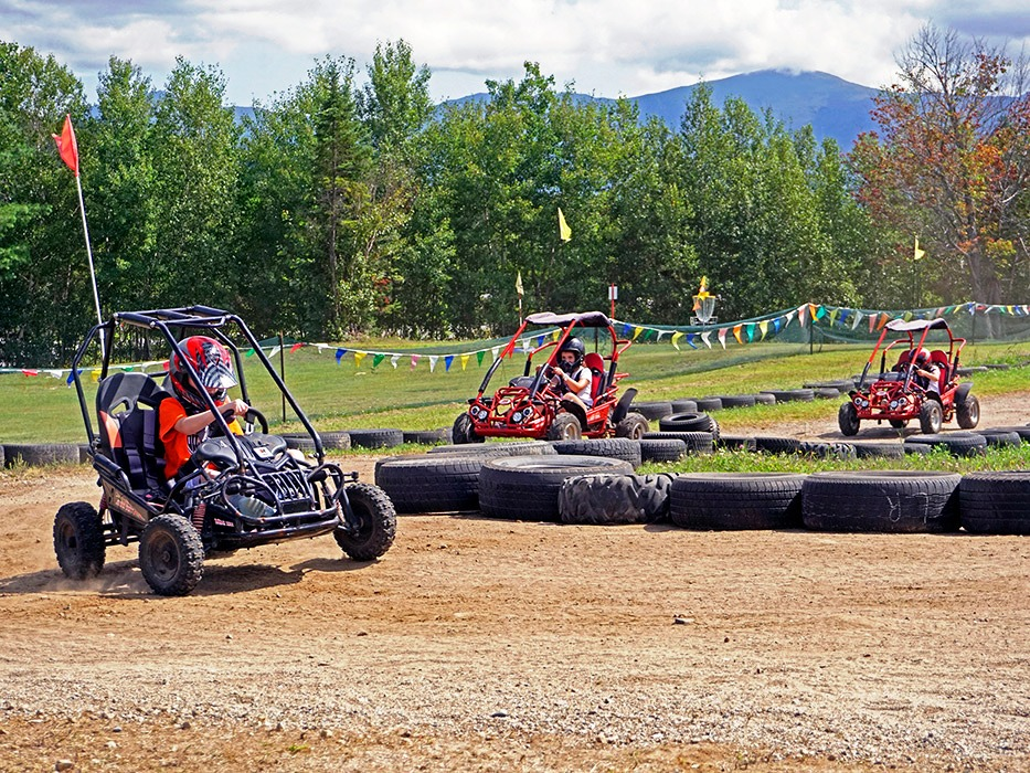 Kids Go Carts Bretton Woods, NH