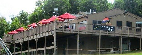 Lattitude 44 Restaurant, Bretton Woods, NH