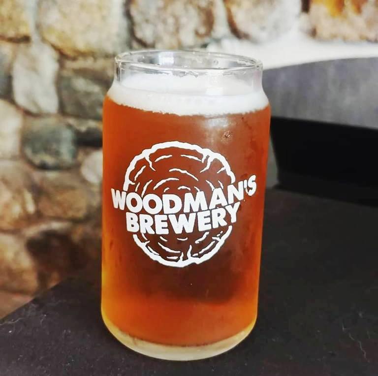 Woodman's Brewery, Bristol, NH