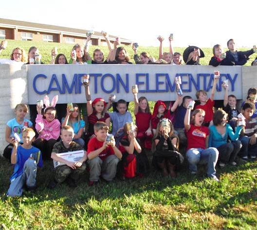 Campton Elementary School, Campton, NH