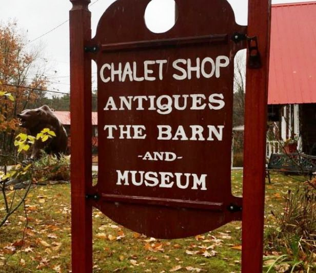 Chalet Antiques and Museum, Campton, NH