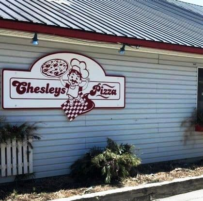 Chesley's Pizza, Campton, NH