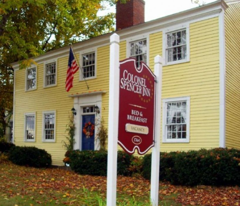 Colonel Spencer Inn, Campton, NH