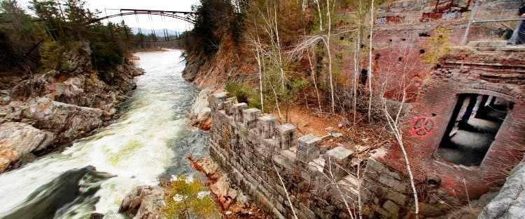 Livermore Falls, Campton, NH