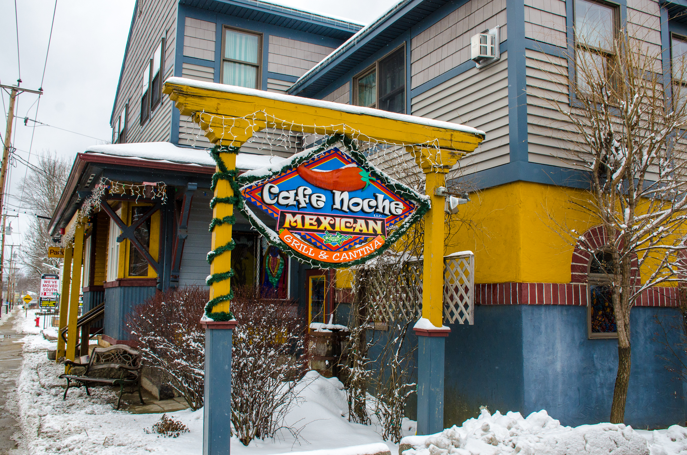 Cafe Nacho, Conway, NH