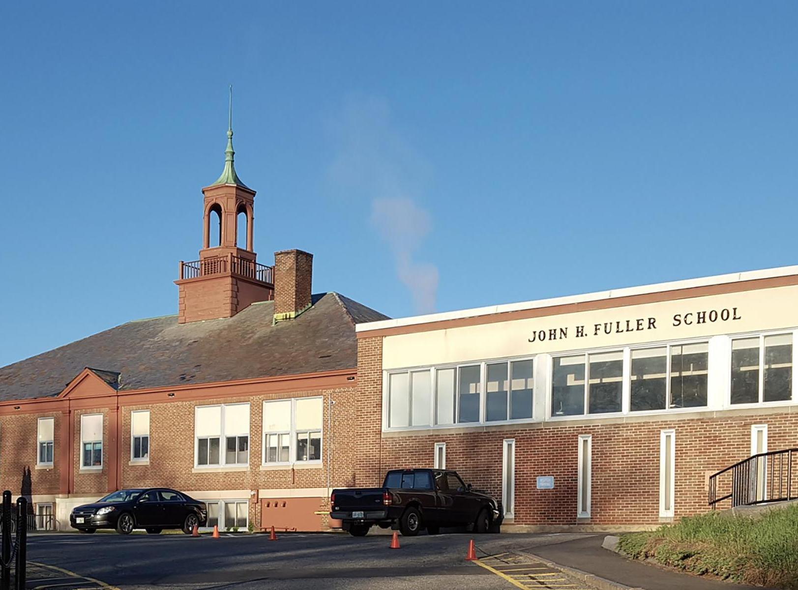 John H. Fuller School, Conway, NH
