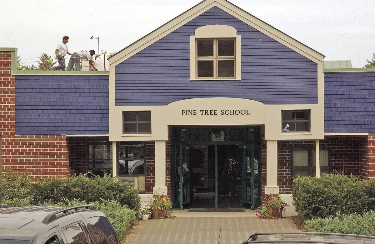 Pine Tree Elementary School, Conway, NH