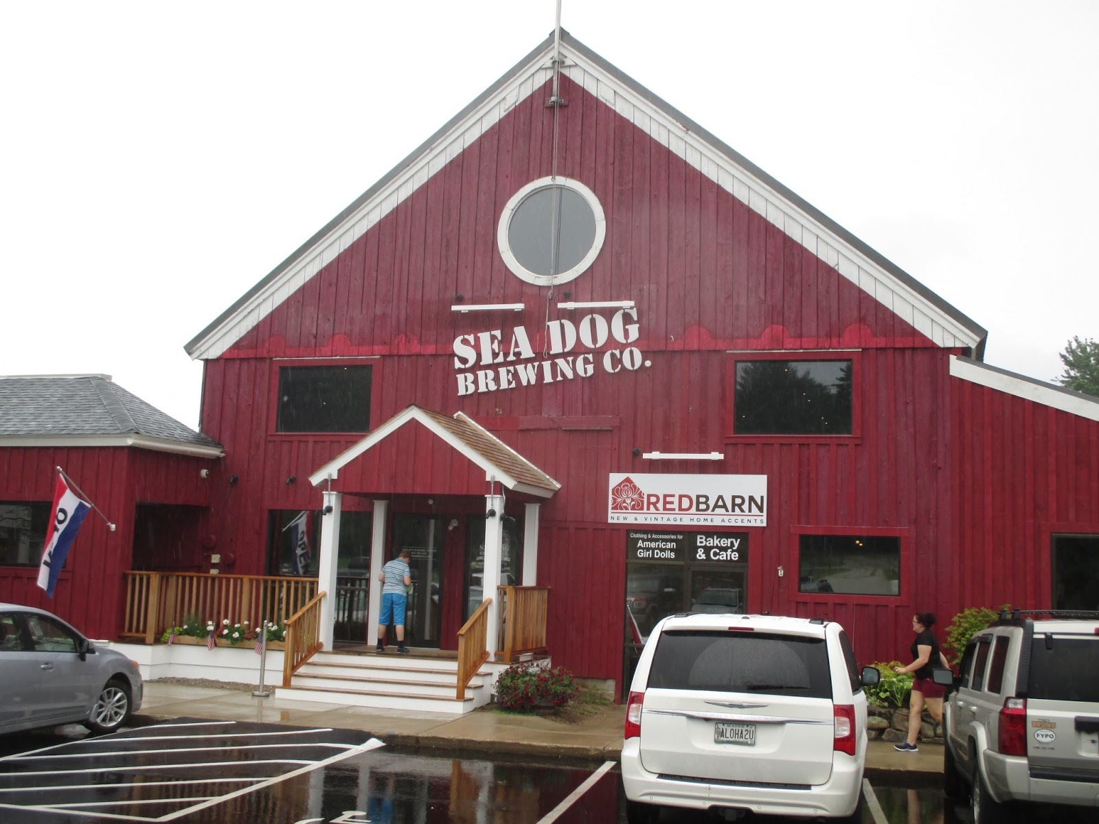 Sea Dog Brewing Company, Conway, NH