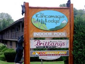 Kancamagus Motor Lodge, Lincoln, NH