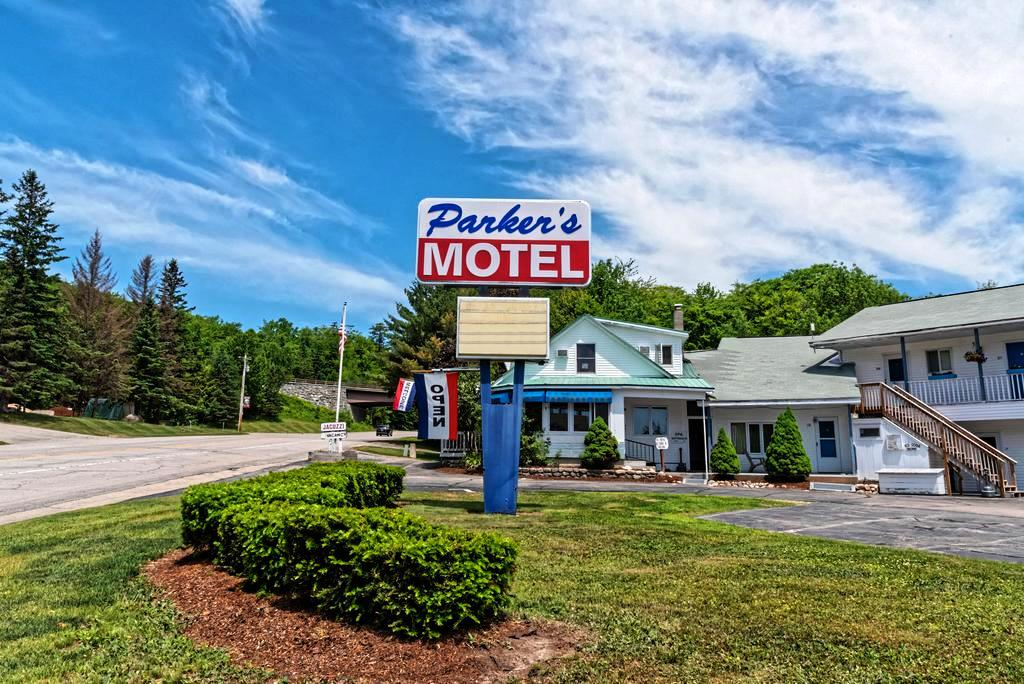 Parker's Motel, Lincoln, NH