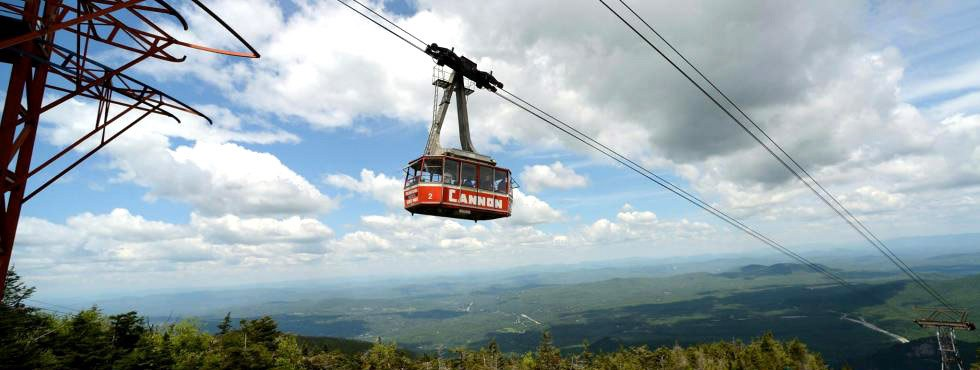 Cannon Tramway, Franconia, NH