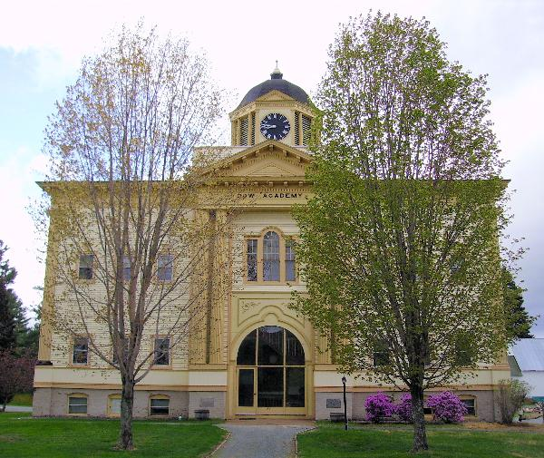 Dow Academy, Franconia, NH