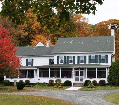 The Inn on Golden Pond, Holderness, NH