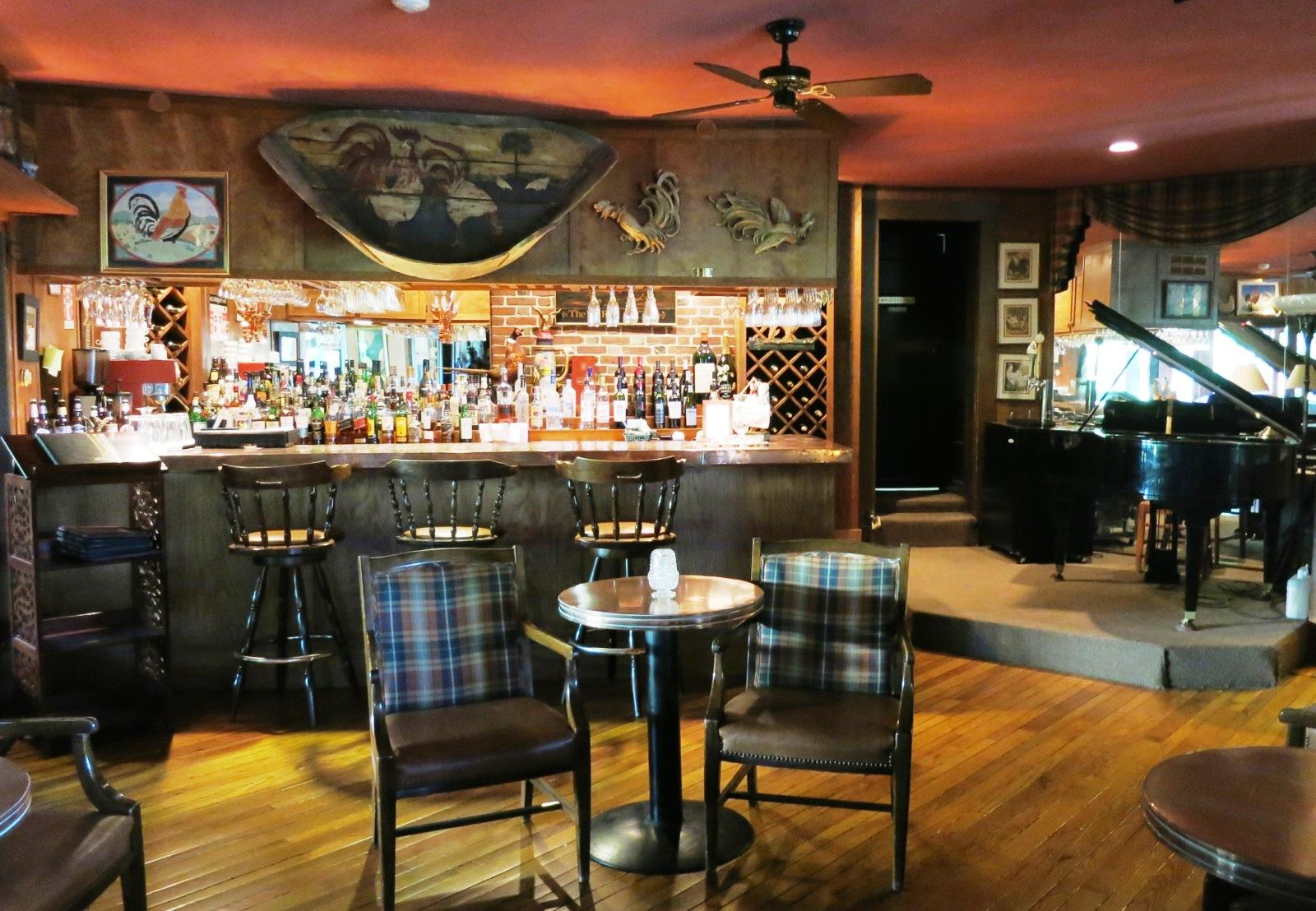 Van Horne Dining Room, Manor at Golden Pond, Holderness, NH
