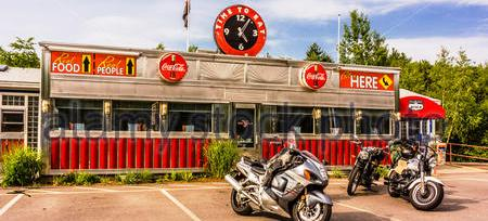 104 Diner, New Hampton, NH