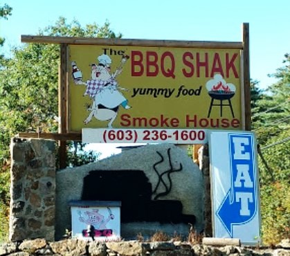BBQ Shak, New Hampton, NH