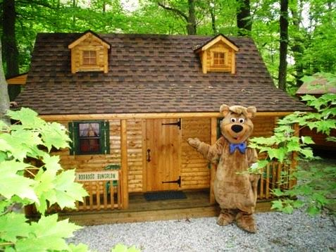 Yogi Bear's Jellystone Park, New Hampton, NH