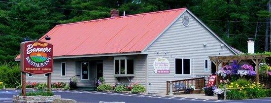 Banner's Restaurant, North Conway