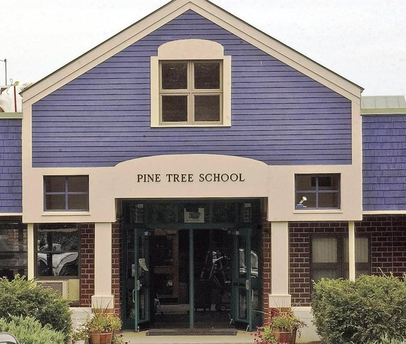 Pine Tree Elementary School, North Conway, NH