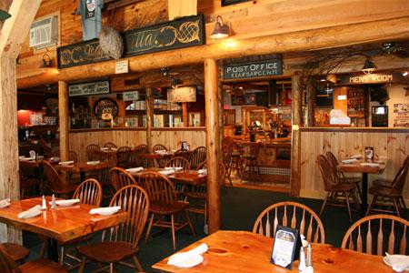 Tuckerman's Restaurant, North Conway