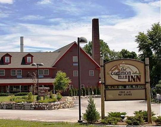 The Common Man Inn and Spa, Plymouth, NH