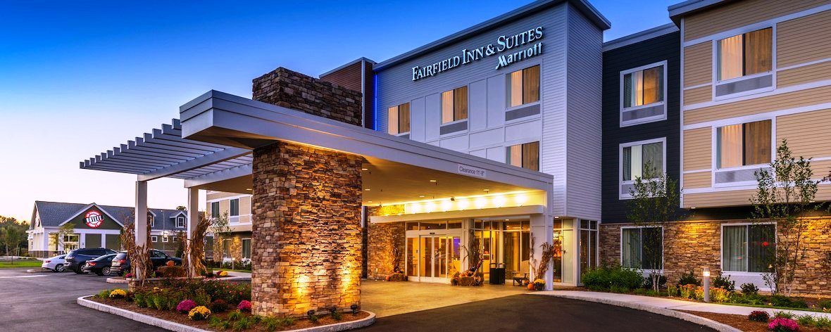 Fairfield Inn and Suites, Plymouth, NH
