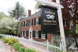 Federal House Inn, Plymouth, NH