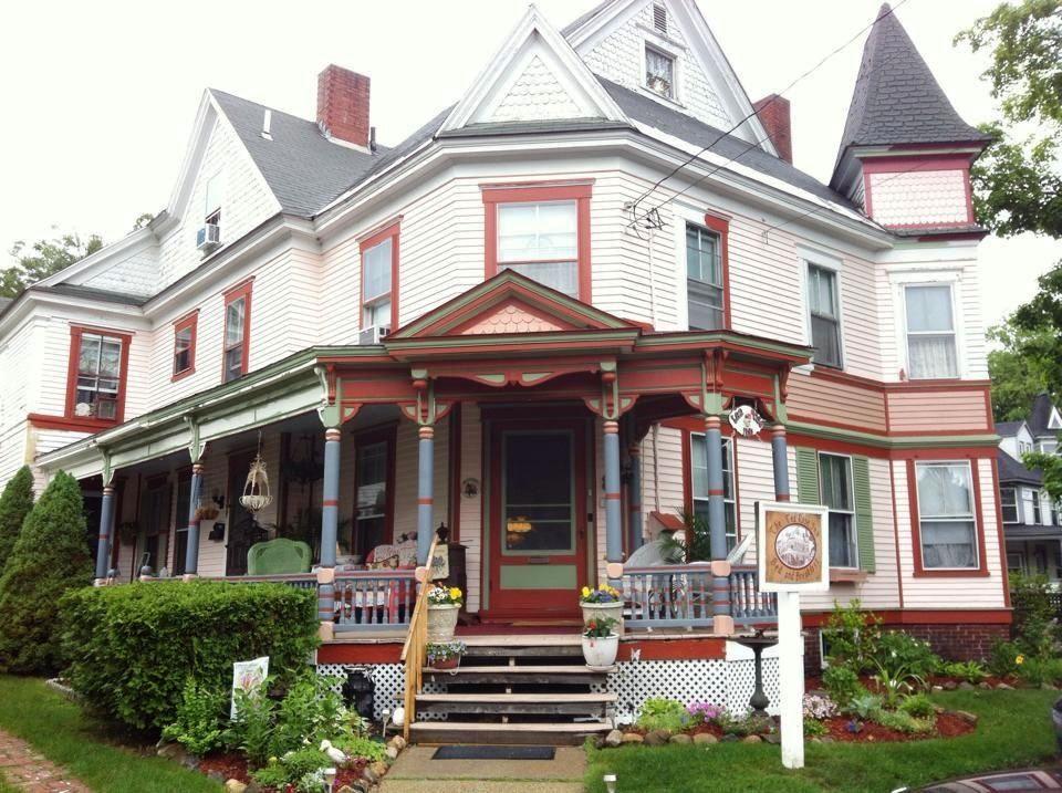 Tea Rose Inn, Plymouth, NH