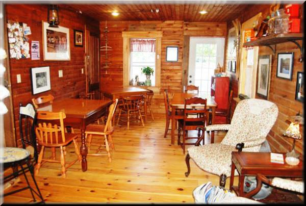 The Common Cafe and Tavern, Rumney, NH