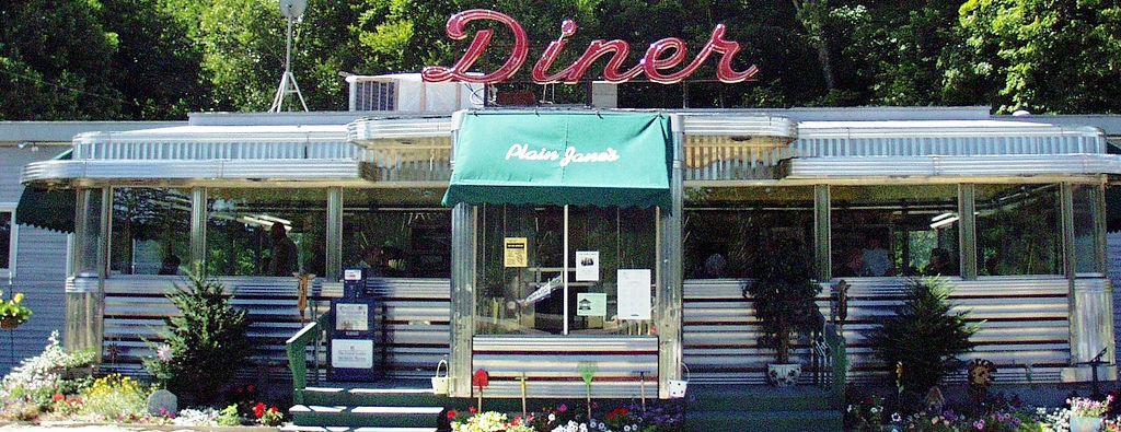 Plain Jane's Diner, Rumney, NH