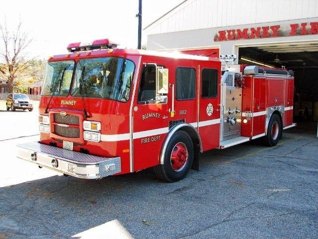 Rumney Fire Department, Rumney, NH